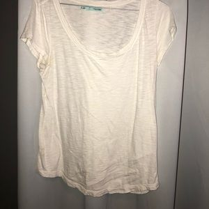 White t shirt maurices